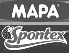 Logo - Mapa Spontex